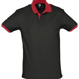 British Army Contrast Polo Shirt