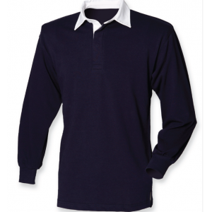 British Army Long Sleeved Rugby Shirt