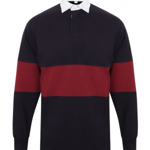 British Army Panelled Rugby Shirt