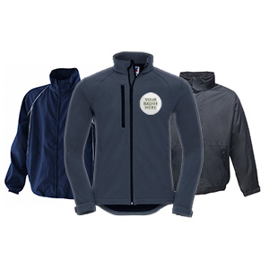 Navy Jackets