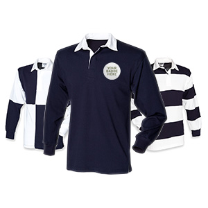 Navy Rugby Shirts