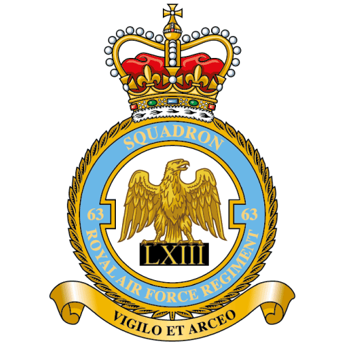 RAF Regiment 63 Squadron